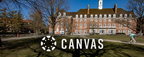 Quad with Canvas logo